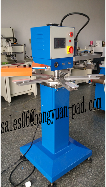 anti slip sock silk screen printing machine