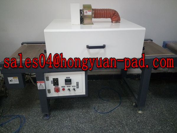 Infrared dryer machine
