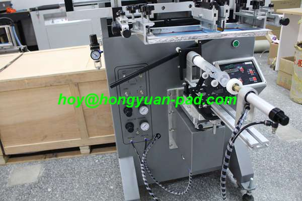 medical syringe printing machine