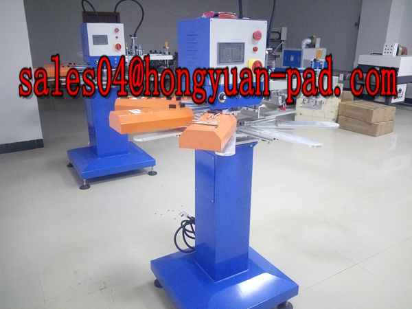 rapid rotary screen printing machine