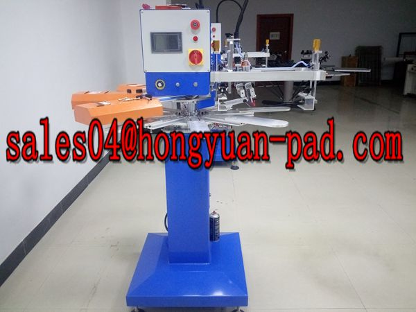 non slip socks screen printing machine