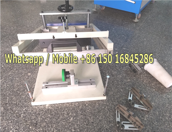 silicone bracelet screen printing machine