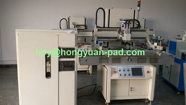 Silicon Screen Printing Machine For Head Gasket