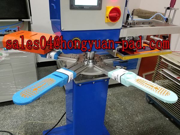 anti slip socks screen printing machine