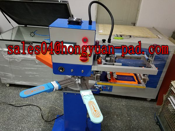 socks rotary screen printing machine