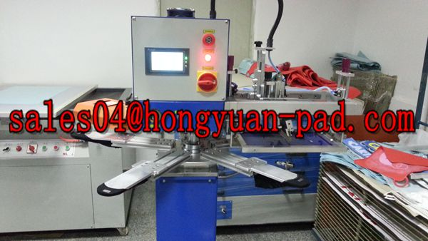 anti slip sock screen printing machine