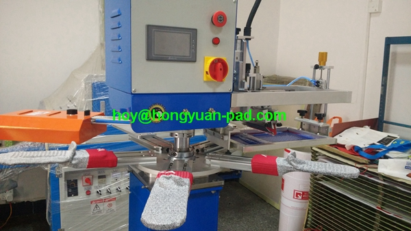 Men Socks Printing Machine, Anti Slip Sport Socks Printing Machine