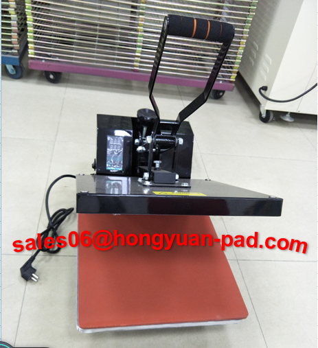 Heat press machine for Tshirt