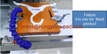 4 Colors Pad Printing Machine Shuttle Worktable For