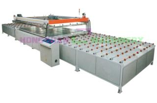 Full automatic glass screen printing machine(GW-AG)