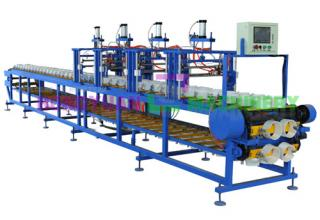 Full Automatic 4 Color Balloon Screen Printing Machine(GW-3A-1)