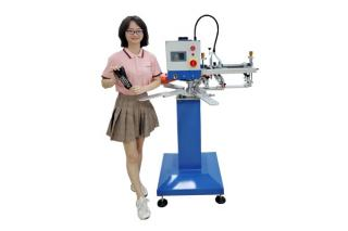 Socks Printing Machine with 5PCS worktable(GW-100TRS)